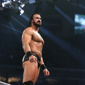 Drew McIntyre (Supplied)