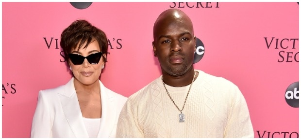 Kris Jenner and Corey Gamble. (Photo: Getty Images