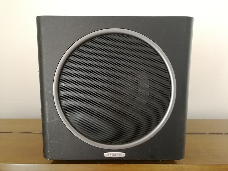 Polk audio powered bass