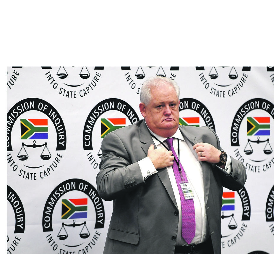Angelo Agrizzi. Photo: File