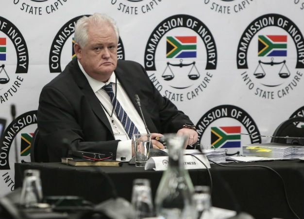 Angelo Agrizzi has testified before the State Capture Inquiry. (Alaister Russell, Sowetan, Gallo Images, file)