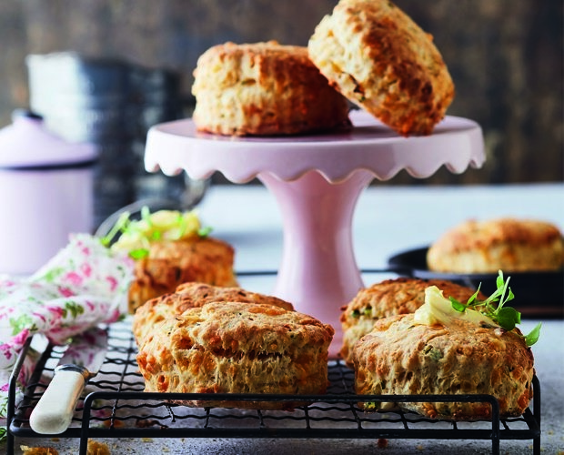amasi and cheese scones