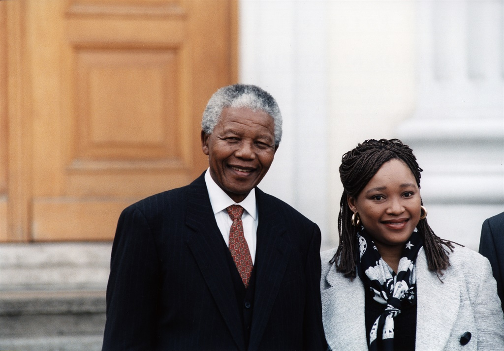 A leader in her own right' - Ramaphosa pays tribute to 'fearless ...