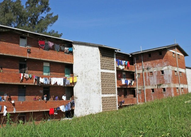 The Glebelands Hostel in Umlazi. (Siyanda Mayeza, Gallo Images, City Press, file)