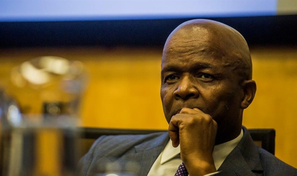 Mondli Gungubele, deputy finance minister. Picture: Deon Raath