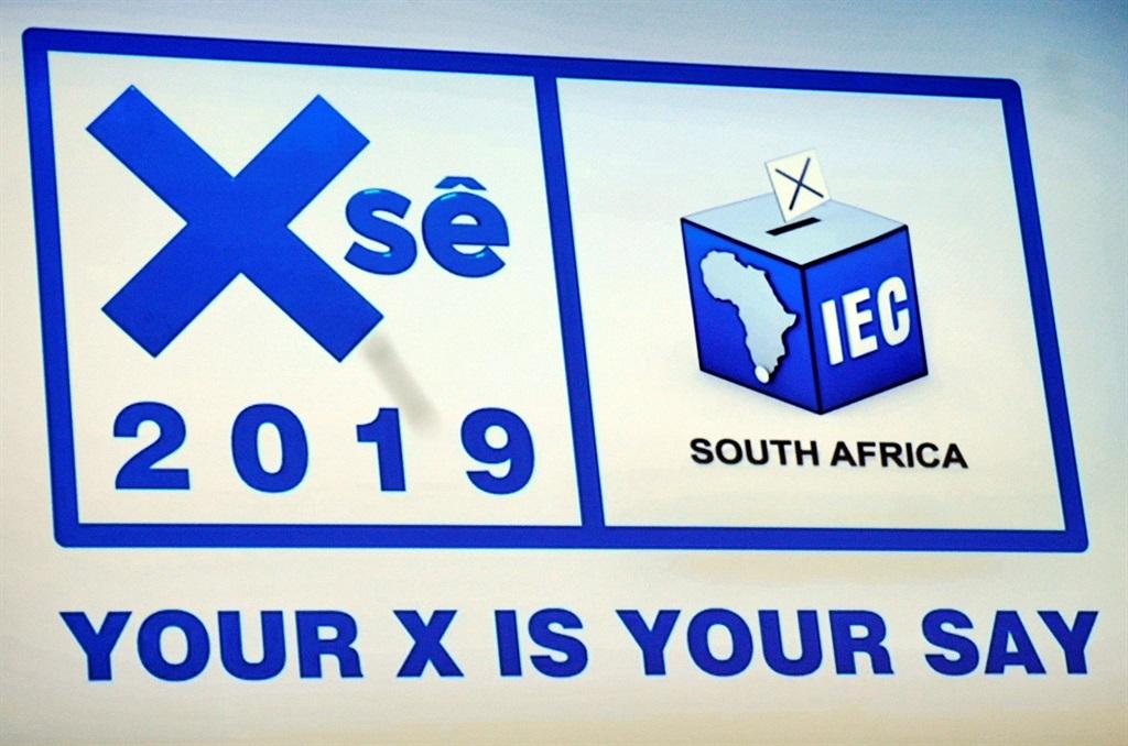 IEC logo.Picture: Christopher Moagi