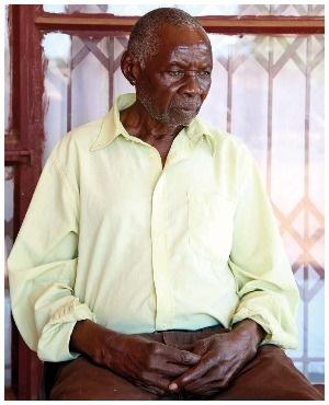 Mkhatshane George Manganyi. (Photo: DRUM)
