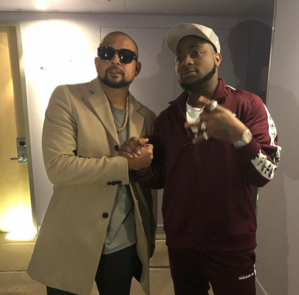 davido and sean paul
