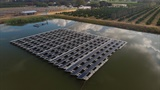 Take a look: South African farmers have built the first floating solar park in Africa