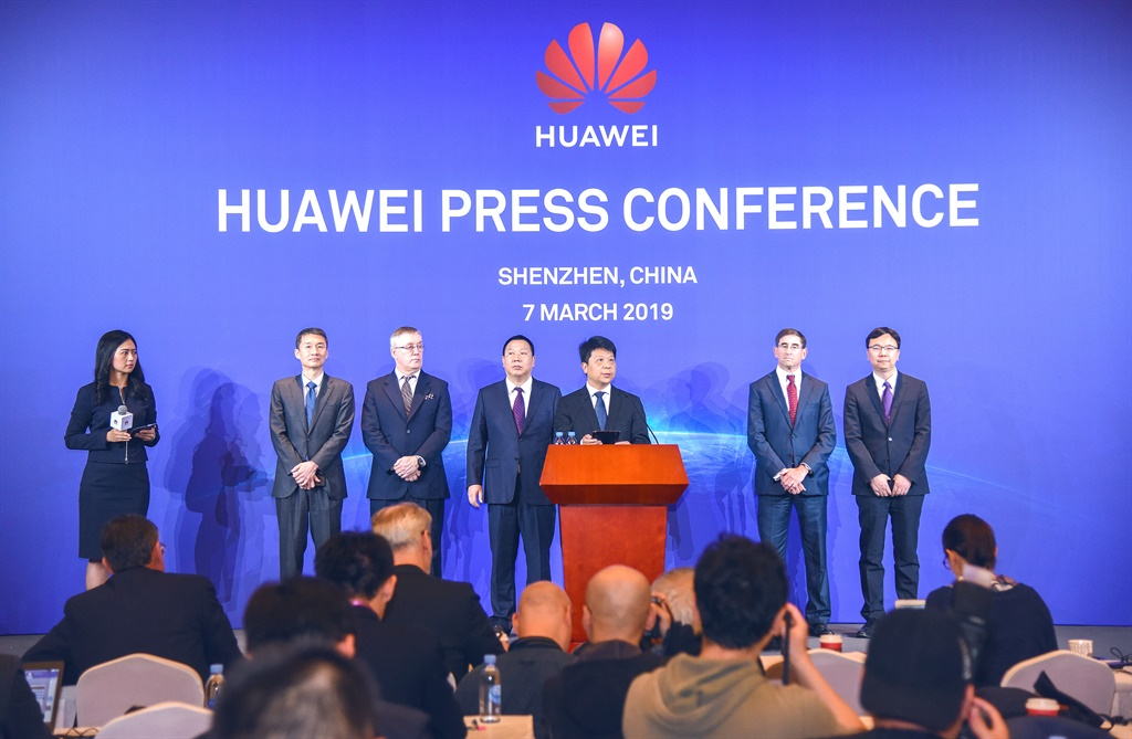 This is the Huawei Special Press Conference. We ar