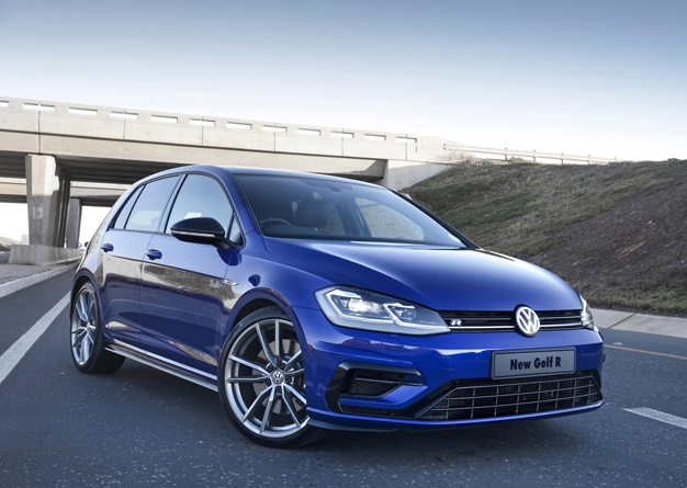 Unleashed Volkswagen Golf R Now Comes With More Power Wheels24