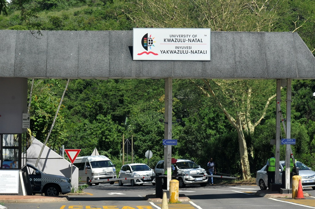 WATCH | Varsity gym, mattresses and fridges set alight in student protests at UKZN - News24