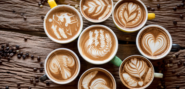 Your next cup of coffee might just come from space
