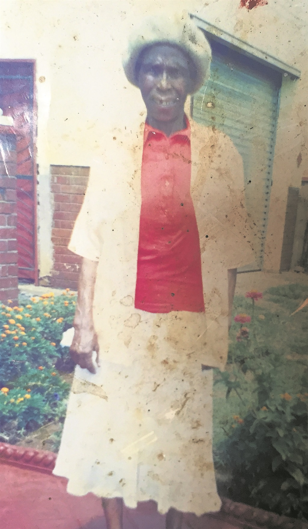 Philline Dlomo (83) from Sweetwaters, who died after she was mauled by dogs at the weekend.