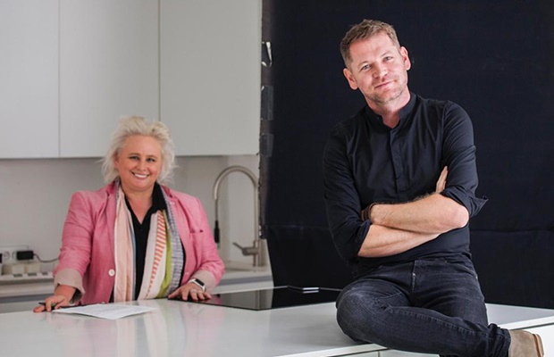 Director Carien Loubser and Michelin-star chef Jan