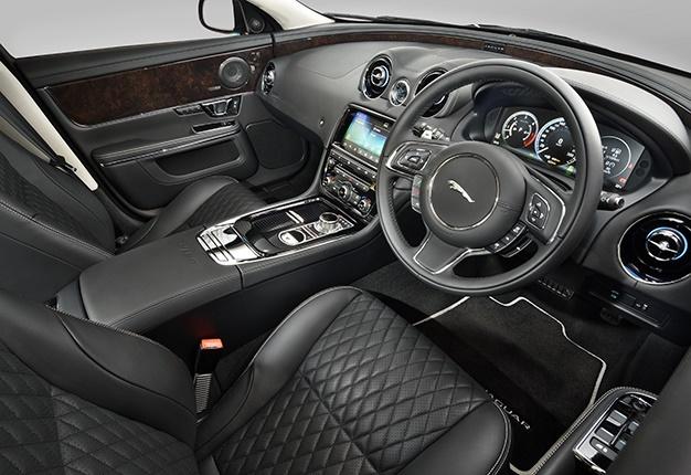 Jaguar XJ 50