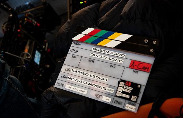 Netflix African production Queen Sono kicks off fi