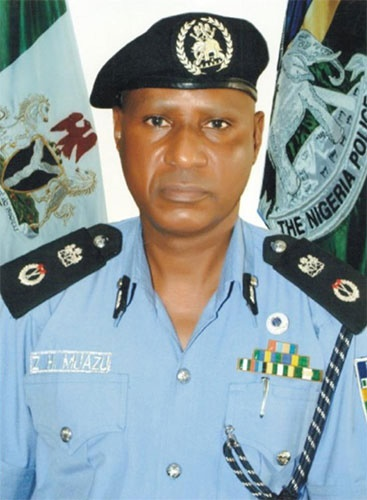 The new Lagos State Commissioner of Police, Zubair