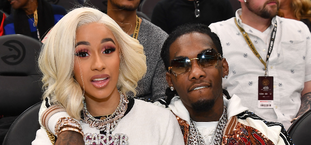 WATCH: Offset Shares Never Seen Before Footage Of Cardi B