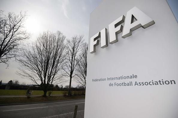 FIFA headquarter prior the International friendly