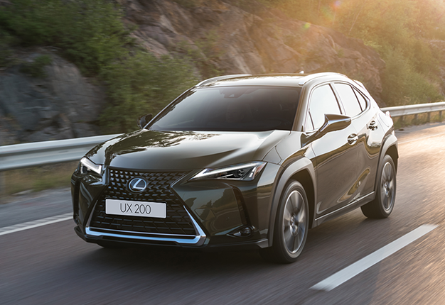 New Lexus Suv >> Lexus Welcomes A New Addition To The Family With Its Luxury