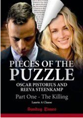 Laurie Claase se boek Pieces of a Puzzle. Foto: ta