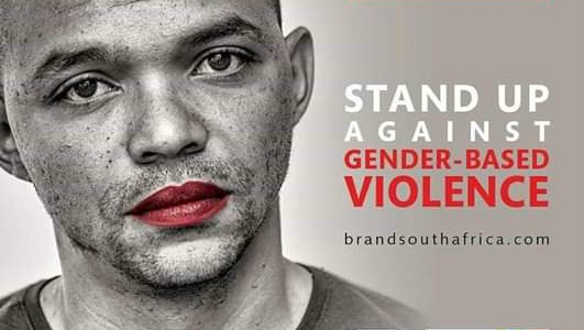 Red lipstick campaigns won't end gender-based viol