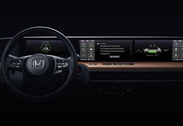 Honda prototype