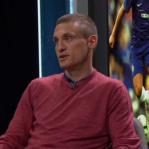 Nemanja Vidic (Screengrab)