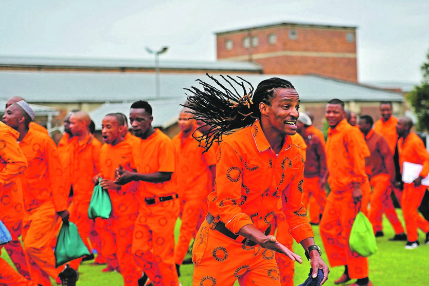 Prison soccer match produces unexpected reunion of DJ Cleo and