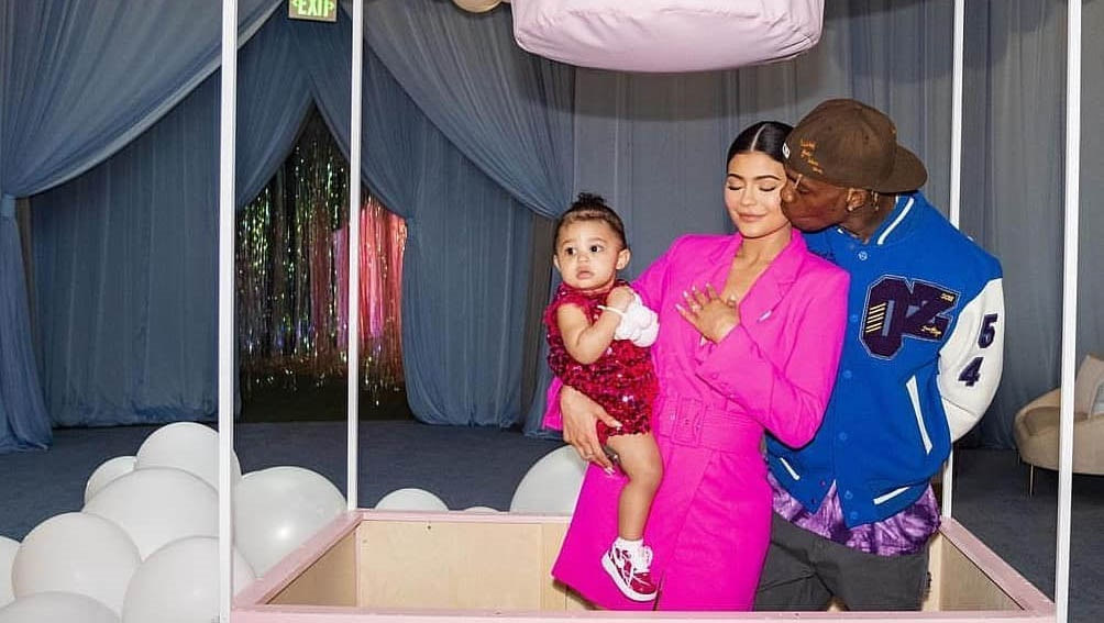 Stormi's walk-in closet is now worth more than R26