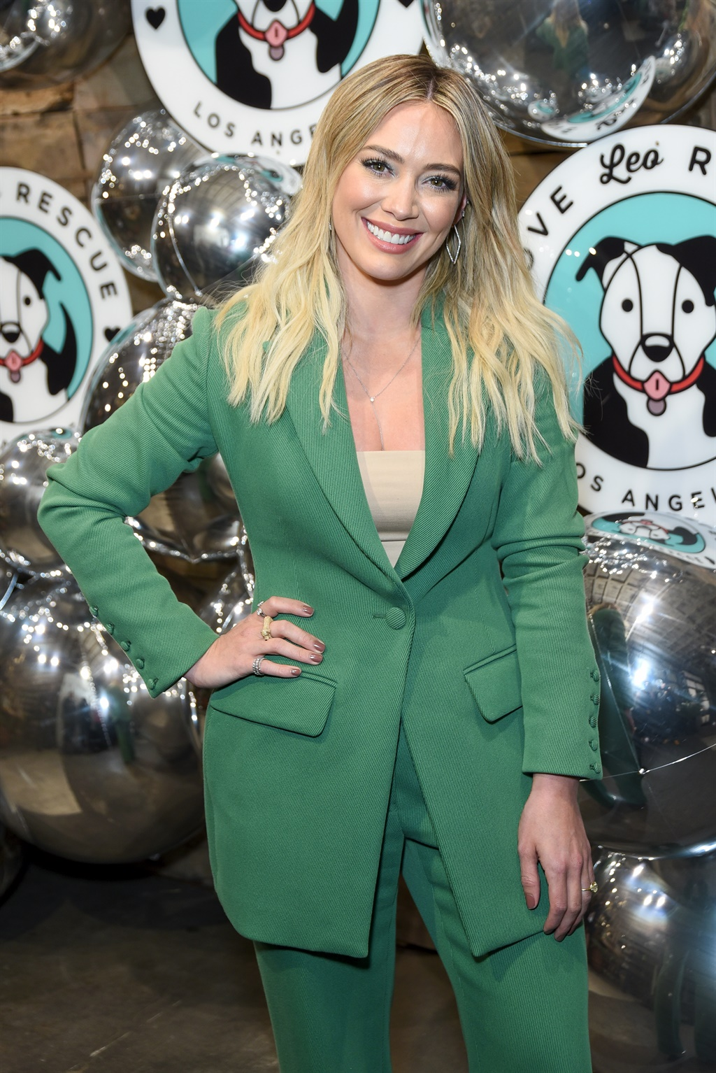 Hilary Duff. Foto: Getty Images/Gallo Images