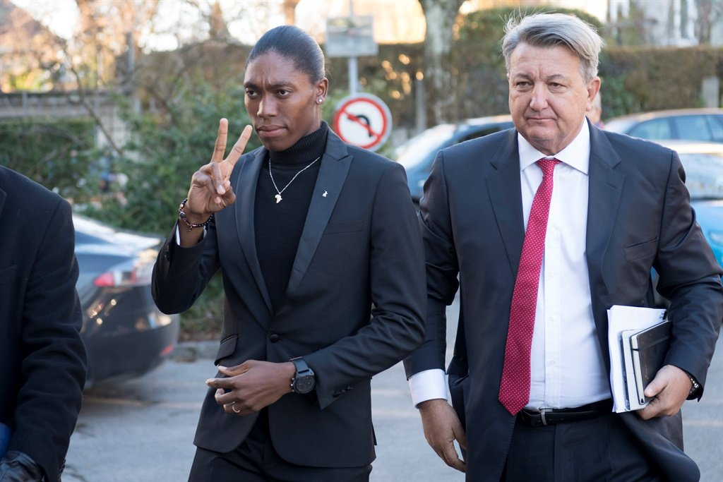 Semenya reveals her team of heavyweights for her fight with IAAF | City Press