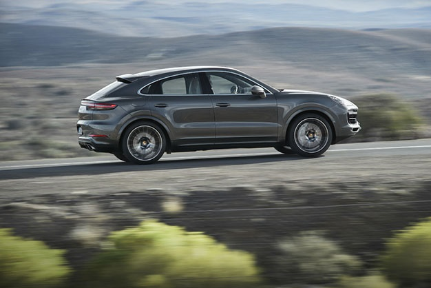 Porsche launches splendid, new SA,bound Cayenne Coupe , we
