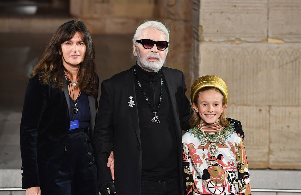 Chanel and Karl Lagerfeld now being run by a woman
