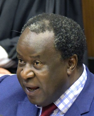 Finance Minister Tito Mboweni (Gallo)