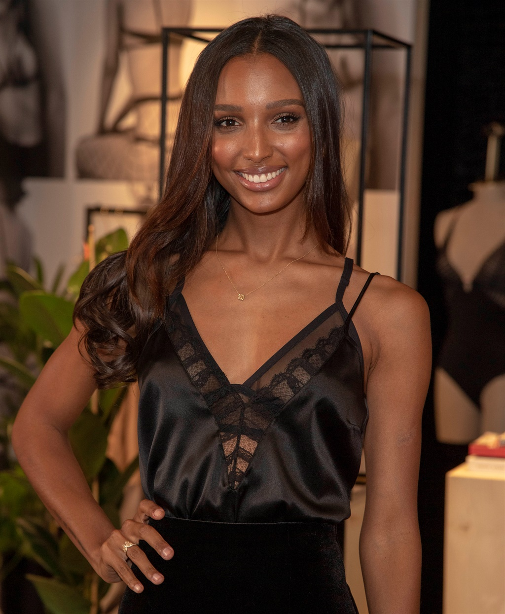 9dad6fe57e51 Victoria's Secret Angel says lingerie brand is empowering and makes ...