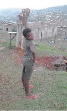 Luthando Makhathini (10) was found hanged at a friend's house after playing the 'swinging game' on February 17