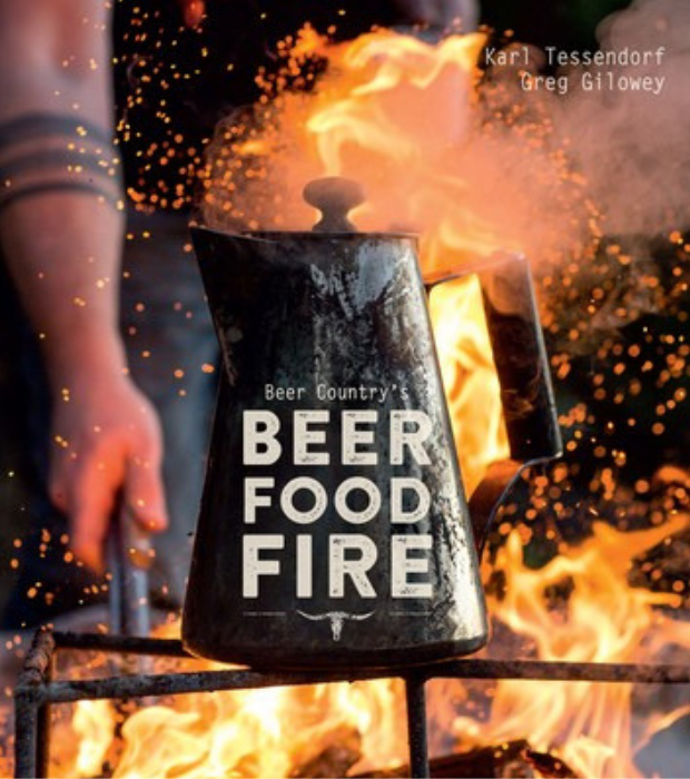 Beer countrys Beer Food Fire