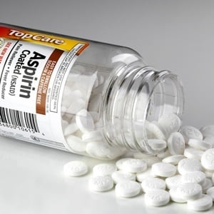 An aspirin a day may be harmful to healthy elderly