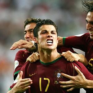 Cristiano Ronaldo (PA)