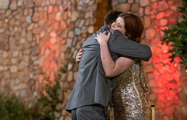 Andeline says goodbye to Marc in 'The Bachelor SA.
