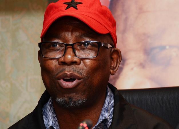 Cosatu general secretary Bheki Ntshalintshali. (Mduduzi Ndzingi, Gallo Images, Sowetan, file)