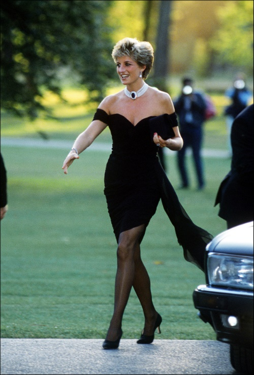 Princess Diana stopped wearing Chanel