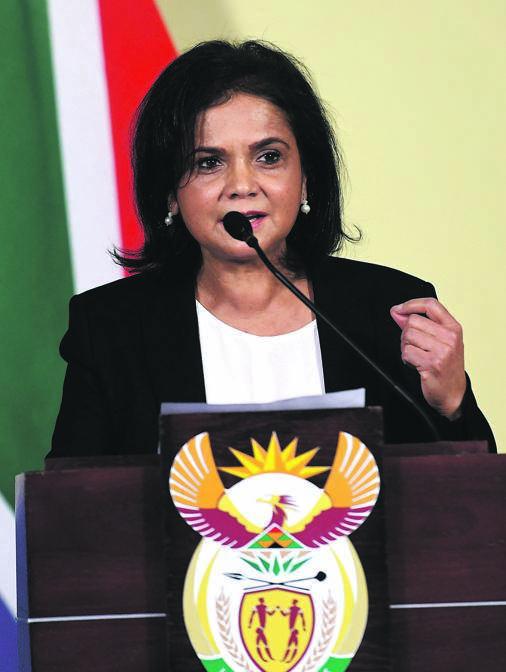 Shamila Batohi