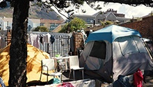 WATCH | Cape Town homeless community speaks about life under lockdown without access to water