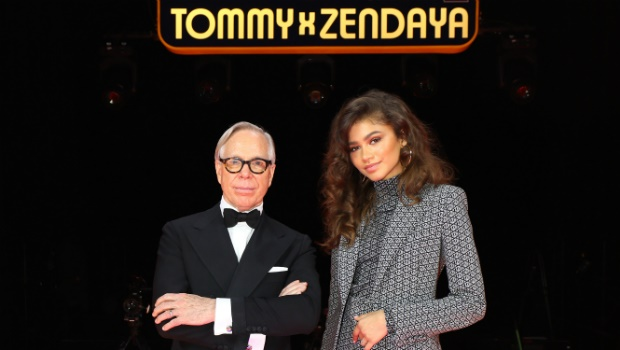 Tommy x Zendaya show was all about the 70s