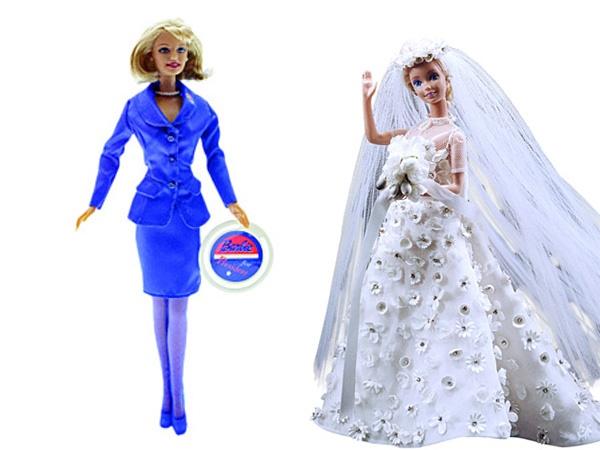 Barbie het haarself al ses keer as presidensiële k