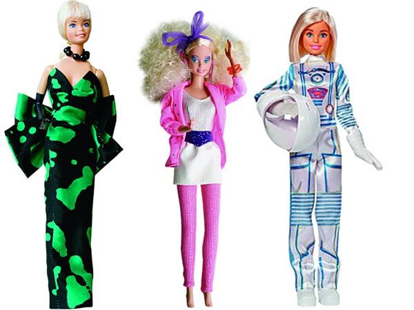 Barbie het nou wel nie in 'n sopkombuis gewerk nie
