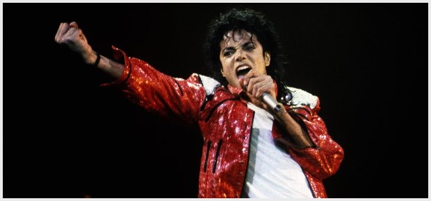Michael Jackson. (Photo: Getty Images/Gallo Images